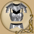 LARP Mina ladies armour set